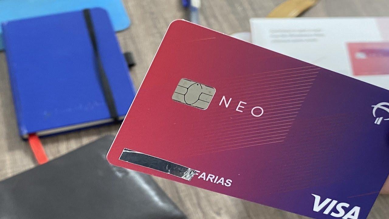 Cartão Bradesco Neo Visa Internacional, zero anuidade ao gastar valor mínimo, confira - YouTube