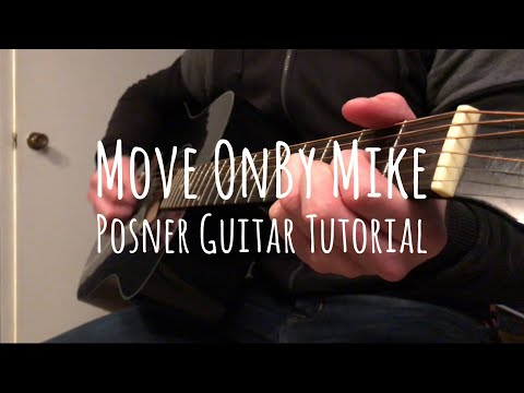 Move On By Mike Posner | Guitar Tutorial