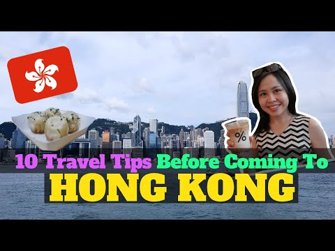 10 Things To Know Before Travelling To HONG KONG Travel Hacks & Tips