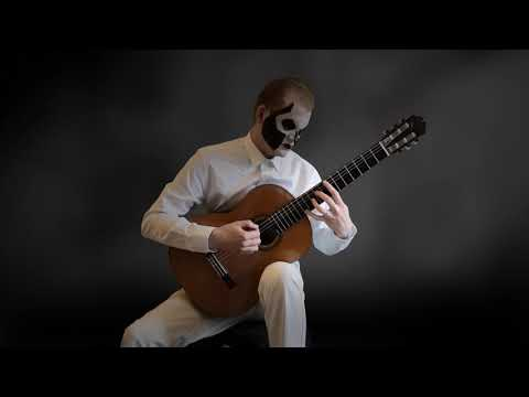 Ghost - He Is (Acoustic Classical Guitar Fingerstyle Cover)
