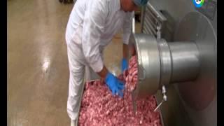 как сделать колбасу на заводе