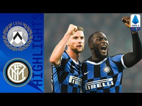 Udinese 0-2 Inter | Lukaku's Brace Gives Inter The 3 Points! | Serie A TIM