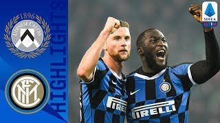 Udinese 0-2 Inter | Lukaku's Brace Gives Inter The 3 Points! | Serie A TIM