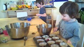 Making Easter Nests