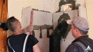 Reportaj cu proprietarul unei cabane arse in urma incendiului provocat de semineu - www.pefoc.ro