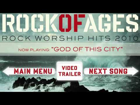 Клип Rock of Ages - God of This City