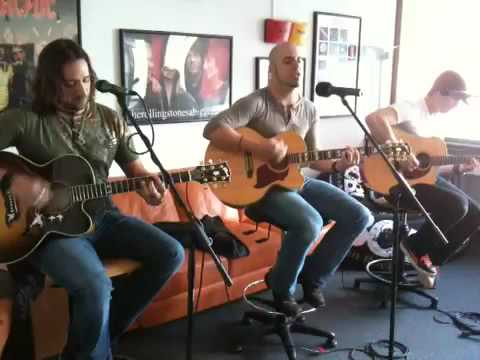 Chris Daughtry - Life After You - Acoustic