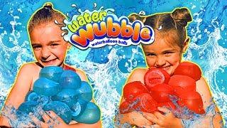 WATER WUBBLE BALL / GLOBOS DE AGUA IRROMPIBLES!!