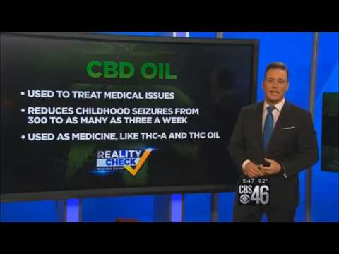 CBS News Report on CBD Oil