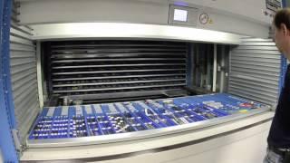 Automated Tool Storage and Retreival