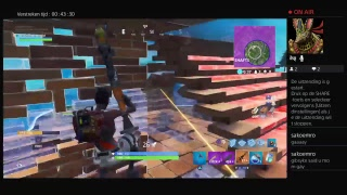[ENG] My First Fortnite PS4 Stream 510+ Wins New Free Backbling!