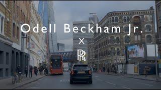 Odell Beckham Jr. X Rolls-Royce