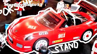 Playmobil PORSCHE expo