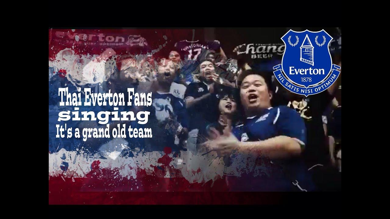 Everton F.C. supporters - Wikipedia