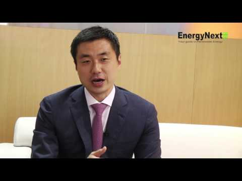 Justin Wu, Head of Asia-Pacific  Bloomberg New Energy Finance