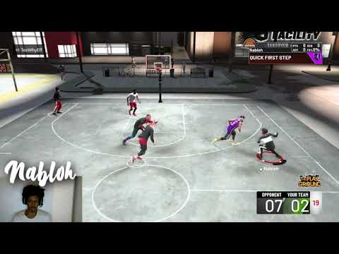 I will hit Legend this year! NBA 2K20 Park!