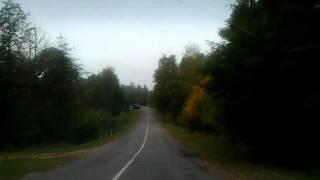 Украина ! Дорога с Винницы на Хмельник !(, 2012-10-01T09:35:15.000Z)