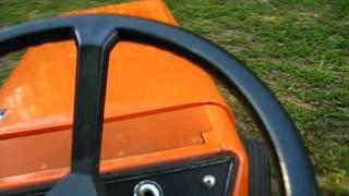 Kubota G6200 HST 3cyl Diesel Lawn tractor