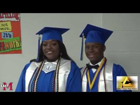 2018-19 Golden Triangle Early College High School graduation highlights