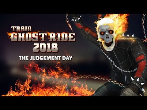 Ghost Rider Train Driver Game - Official Trailer