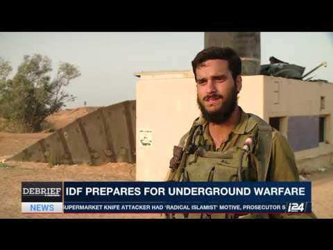 DEBRIEF | Inside how the Israeli Military is Preparing for War Underground