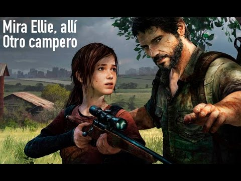 The last of Us Foster Hollywood ¡Ellie´s Saga ! l Guia Superviviente