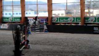 mery bayard ysandre C elite1 10m t d a  du mans le 25 02 2012