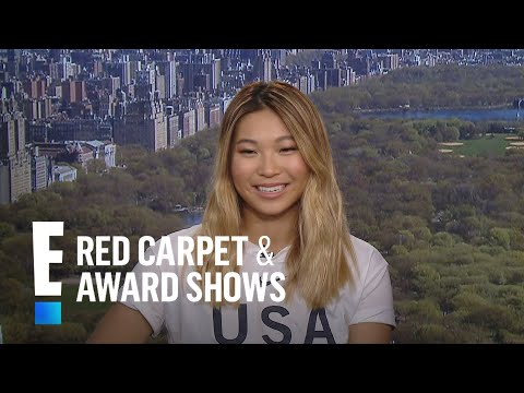 Would Olympian Chloe Kim Want to Be on a Reality TV Show? | E! Live from the Red Carpet