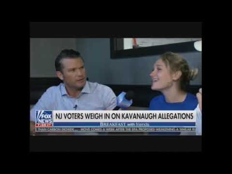 NJ Voter Panel: Kavanaugh Deserves To Be On SCOTUS