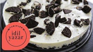 Oreo'lu Dondurma Pastası Tarifi - İdil Yazar - Yemek Tarifleri