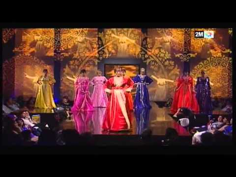 Caftan du Maroc 2012
