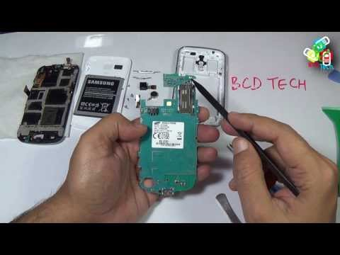 Samsung Galaxy S Duos 2 S7580/2: Tear down, Parts View and Assembly
