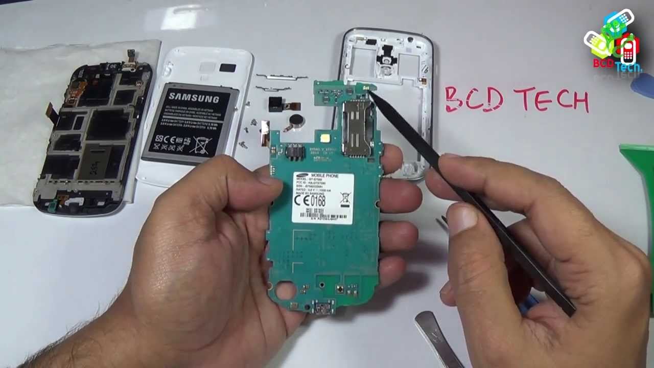 Samsung Galaxy S Duos 2 S7580 Tear Down Parts View And Assembly Home Gt Integrated Circuits 7403 Youtube