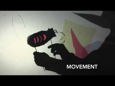 Shadowy Puppets: An Underwater Exploration