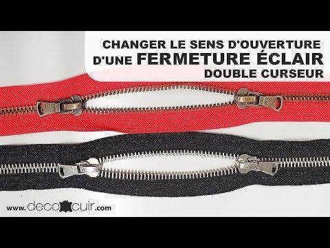 Lot de 4 Curseurs Metal Rouge pour Fermeture Eclair Maille 5 mm