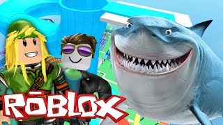 THE BEST ROLEPLAY OF ROBLOX l ROBLOX WATERPARK IN ENGLISH