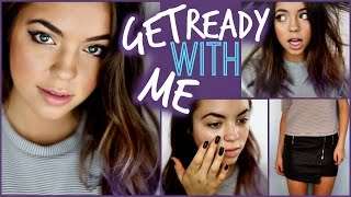 Get Ready With Me: Summer Night Out Thumbnail