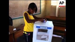 Poor turnout for Senate runoffs