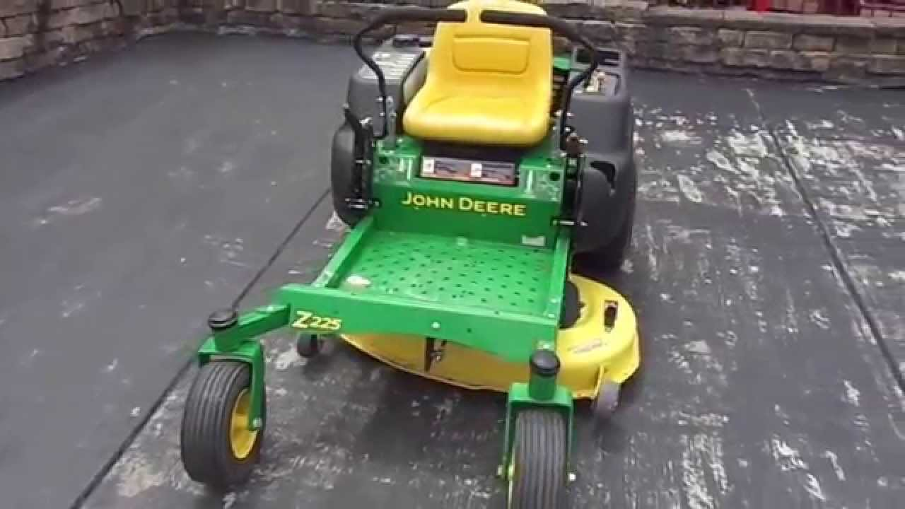 42 john deere z225 zero turn lawn mower 17 5 hp briggs 42 john deere z225 zero turn lawn mower 17 5 hp briggs engine
