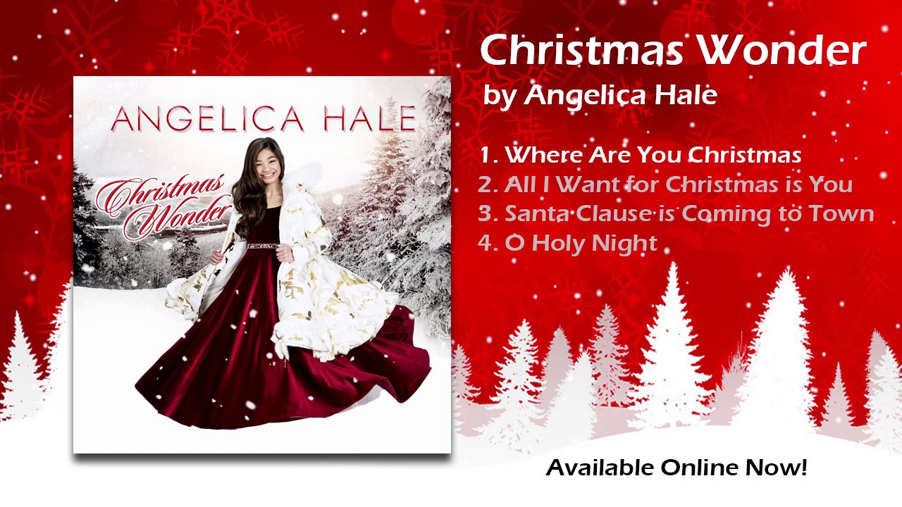 Christmas Wonder by Angelica Hale