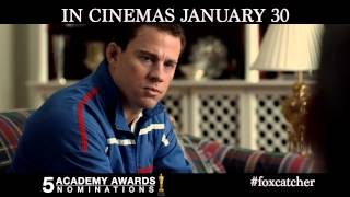 Foxcatcher tv spot 15 seconds