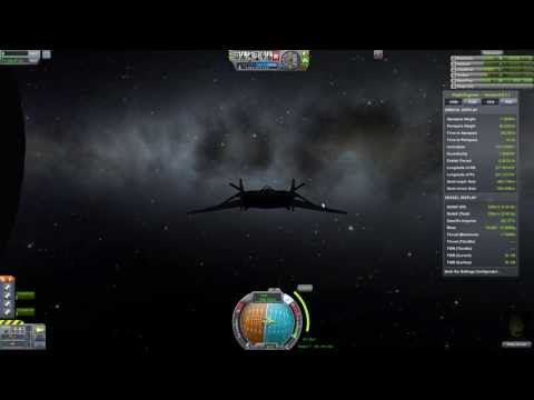 KSP - A Quest For the Holy VTOL SSTO (Part 9 - Space Adventures)