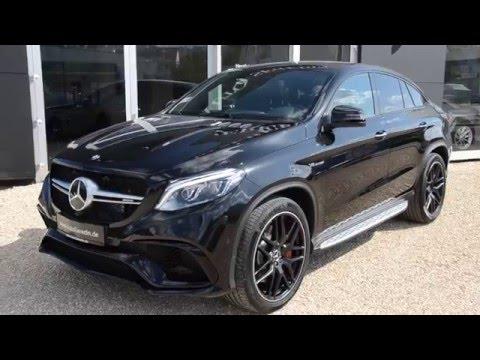 Mercedes Benz GLE 63 AMG 30.07.2015