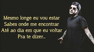 ATÉ AO FIM - Agir .ft Diogo Piçarra (LETRA)