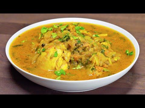 Курица карри. Индийская кухня. Рецепт от Всегда Вкусно!