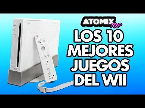AtomixTOP - 10 mejores juegos del Wii