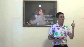 Pastor Nguyen Manh Cuong - Thần học Nước TRỜI. Bài 36 - Hãy nên thánh!