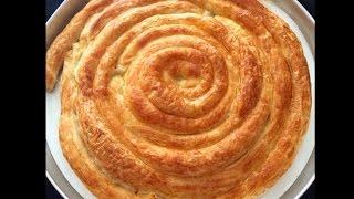 Peynirli Boşnak Böreği Nasıl Yapılır?