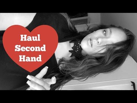 Haul Haine Second Hand?   AMINA