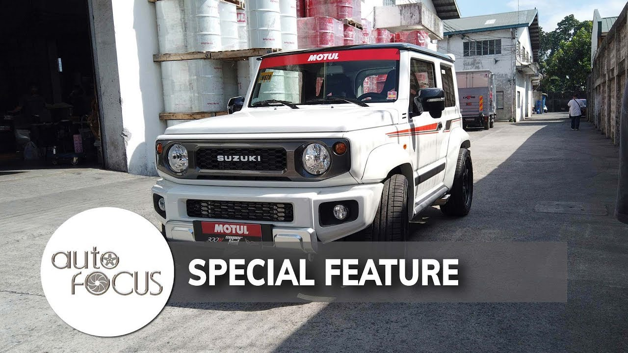 Fastest Suzuki Jimny Runs on 200hp | Special Feature